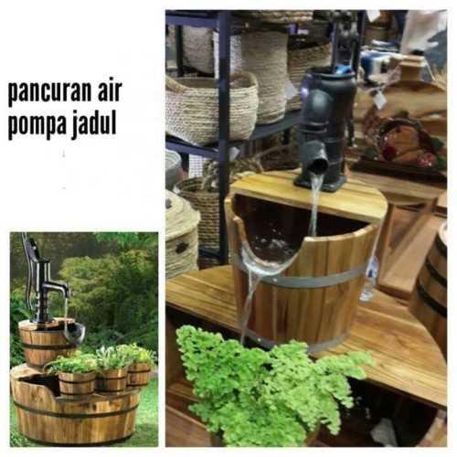 Foto produk  Pancuran Air Pompa Jadul di Arsitag