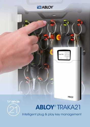 Foto produk  Access Control –Abloy Traka21 di Arsitag