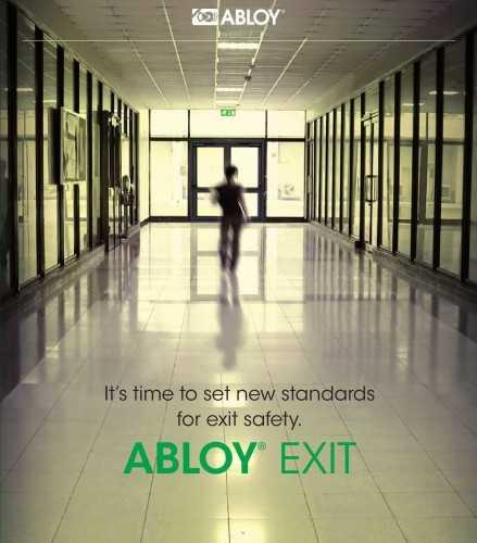 Foto produk  Abloy Exit di Arsitag