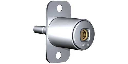 Push Button Cabinet Lock For Wooden Doors Of424 ConstructionHardware And FastenersDoor And Window Furniture