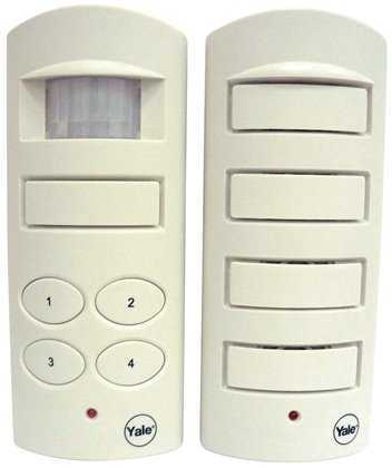 Foto produk  Yale Single Room Alarm (With 4-Digit Programmable Code And Additional Siren) di Arsitag
