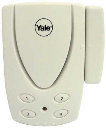 Foto produk  Yale Door Siren Alarm (With 4-Digit Programme Code) di Arsitag