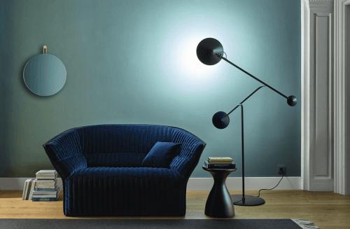 Cinétique Martin Hirth LightingInterior LightingFloor Lamps